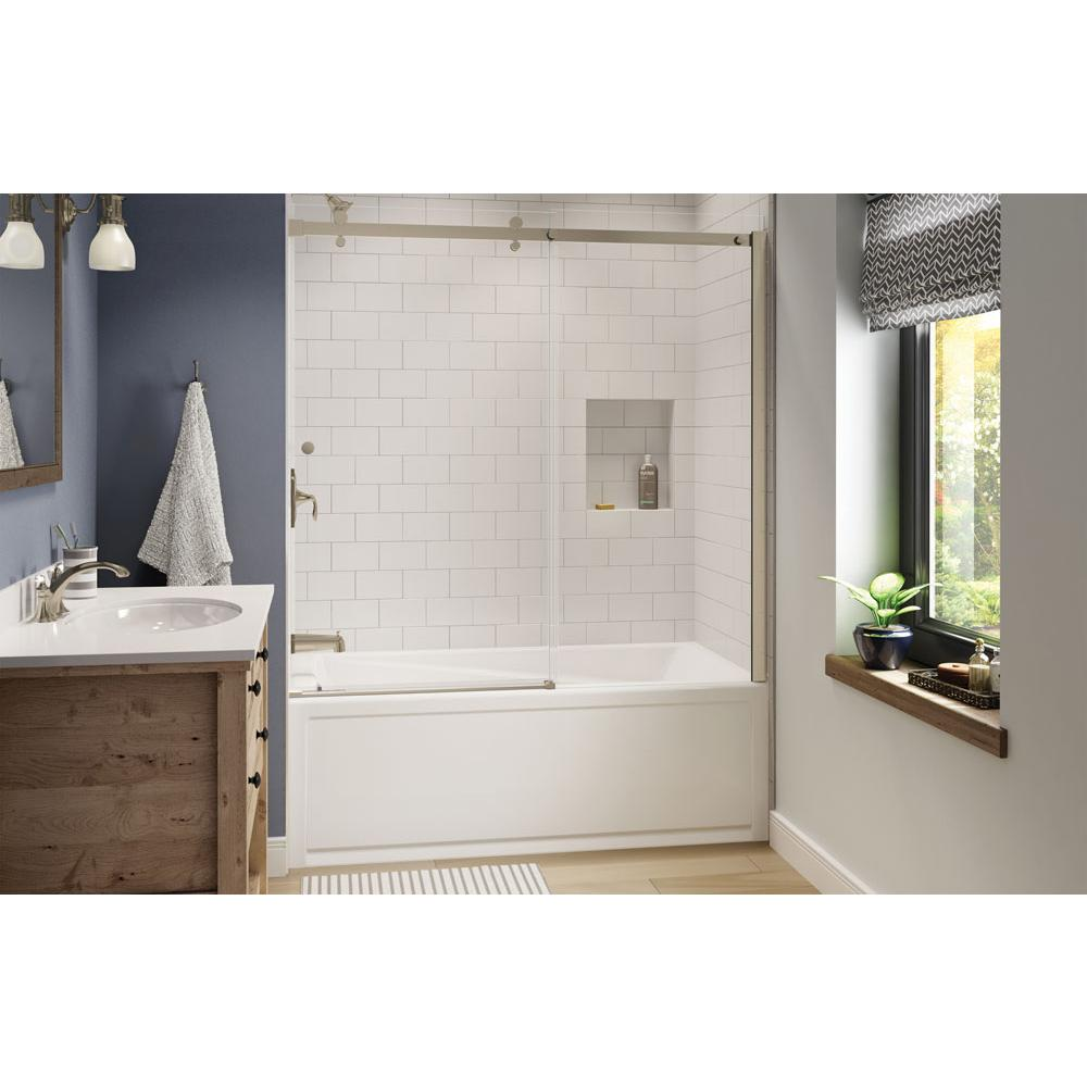 $588.88  sc 1 st  Ruehlen Supply Company & Aker Showers Shower Doors Luminescence Tub Door 6mm | Ruehlen Supply ...