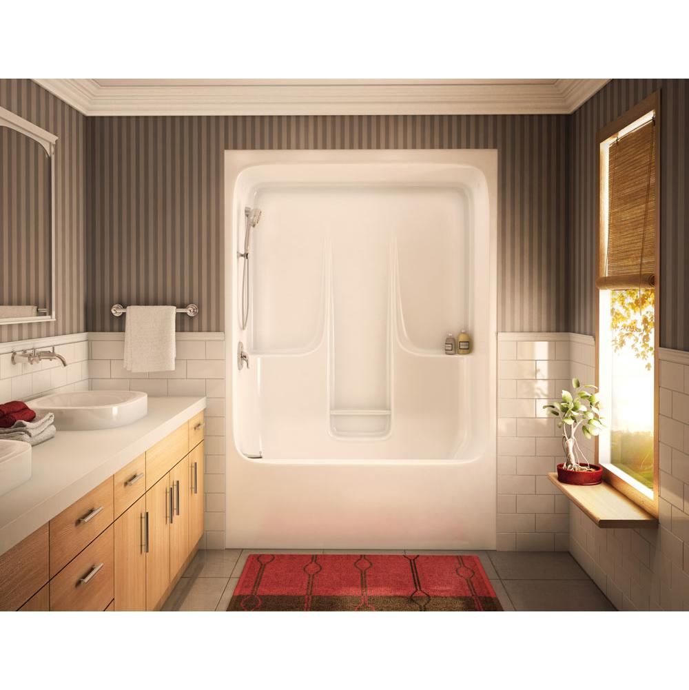 tub and shower surrounds one piece.  1 678 24 Aker Ruehlen Supply Company North Carolina