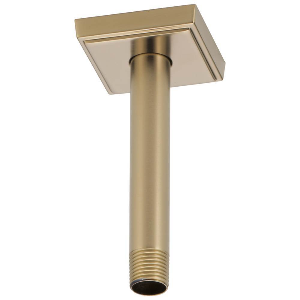 Jaclo 8072-AB Brass Showerarm and Flange Antique Brass 90 Degree 20 Standard Plumbing Supply 90 Degree 20