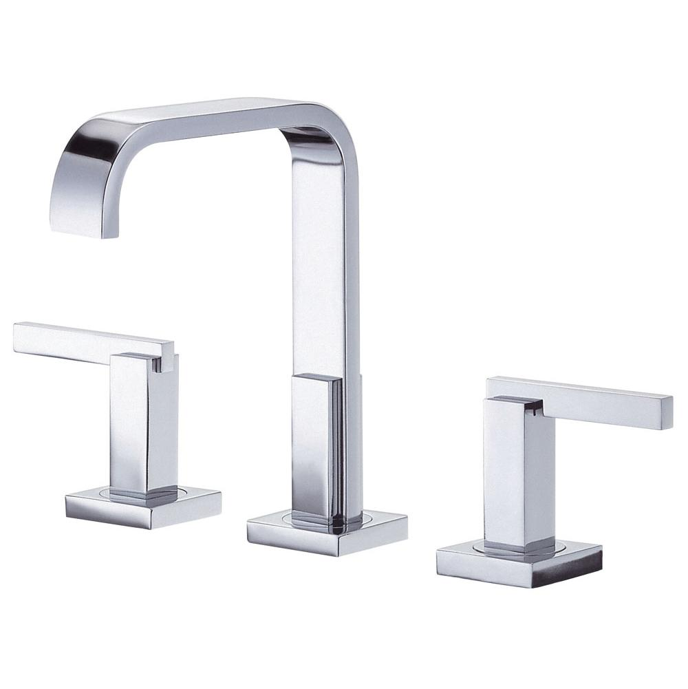 polished faucets lindo faucet nickel bathroom brushed centerset front