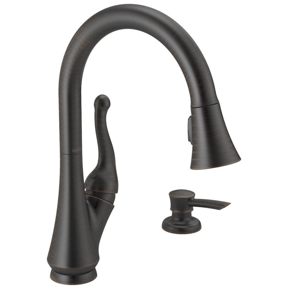 Delta Faucet Kitchen Bronze Tones Hubbard Pipe And Supply Inc Fayetteville Southern Pines Wilmington Sumter Concord Gastonia Monroe Albemarle Salisbury Kannapolis