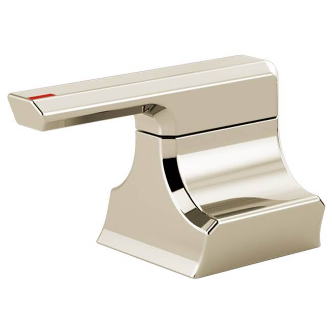 Handle Base and Gasket Delta Faucet RP72722PN Cassidy Polished Nickel