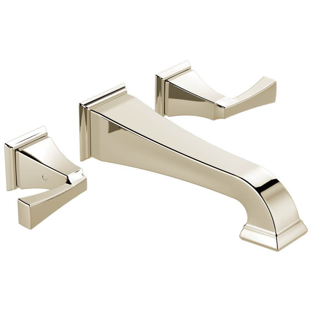 Bathroom Faucets Bathroom Sink Faucets Wall Mounted Nickel Tones ...