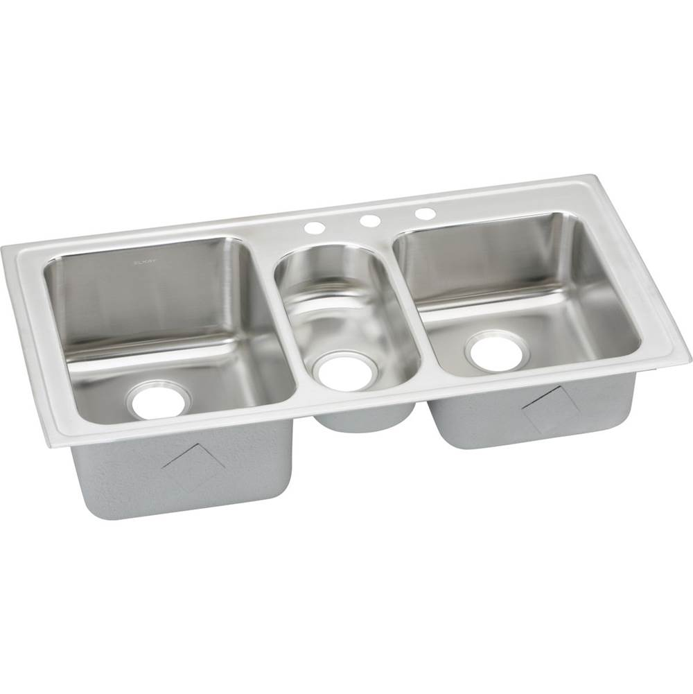sinks multi basin kitchen sinks | ruehlen supply company - north