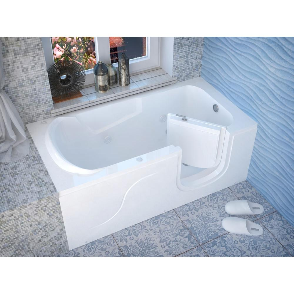 Meditub Tubs Soaking Tubs White | Ruehlen Supply Company - North ...