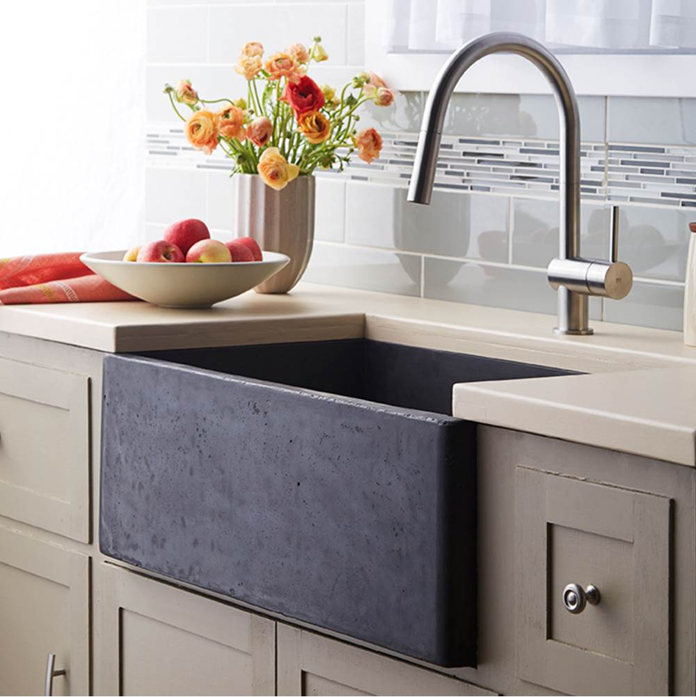 Sinks Kitchen Sinks Farmhouse Pewter | Ruehlen Supply Company ...