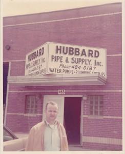 Bonner Hubbard Circa 1972